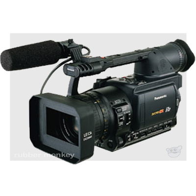 Panasonic AG-HVX202 HD Camera