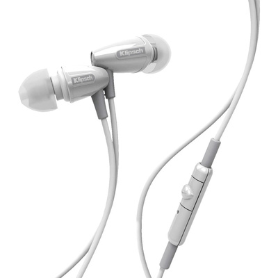Klipsch S3m In-Ear Headphones (White)