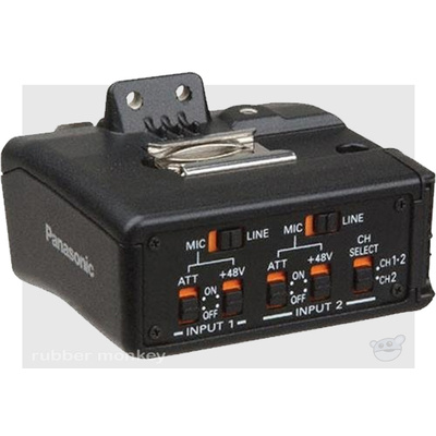 Panasonic XLR Mic Adapter AG-MYA30G