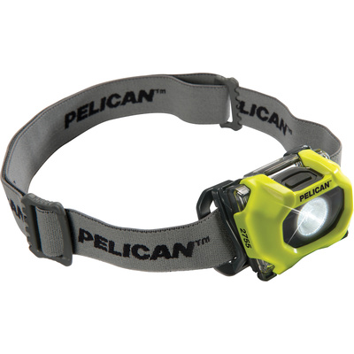 Pelican 2755 LED Headlight (Yellow)