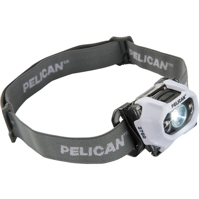 Pelican 2760 Dual-Spectrum LED Headlight (White)