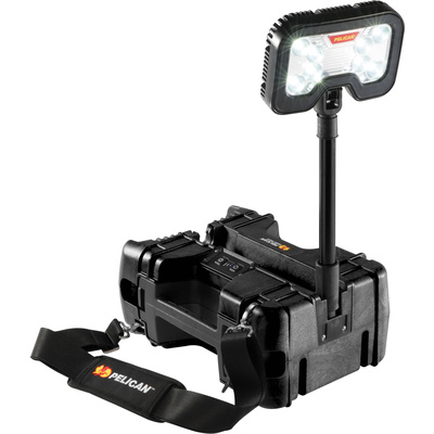 Pelican 9480 Remote Area Lighting System (Black)