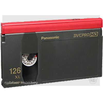 Panasonic DVCPRO Tape 126 Minutes