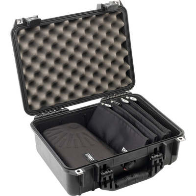 DPA Microphones d:vote 4099 Rock Touring Kit, 4 Microphones and Accessories for Hi SPL