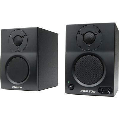 "Samson MediaOne BT3 Two-Way Active 3"" Bluetooth Monitors (Pair)"