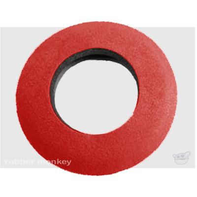 Bluestar Small Round Eyecushion - Fleece (Red)