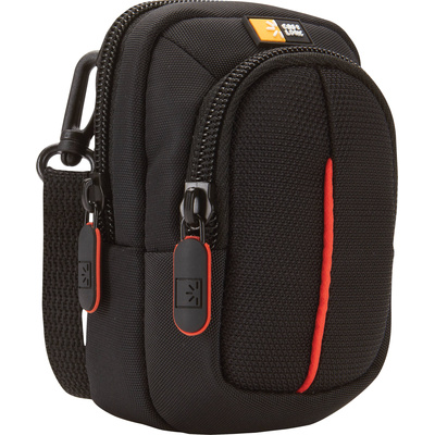 Case Logic DCB-302 Compact Camera Dual-Pocket Case