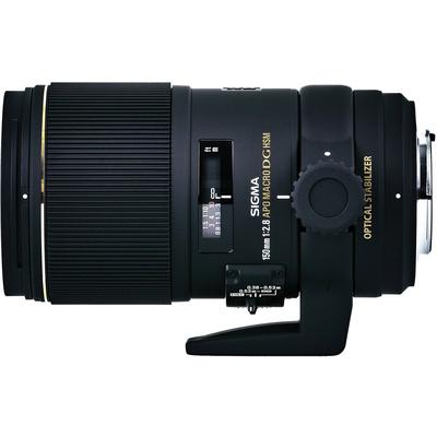 Sigma 150mm f/2.8 EX DG OS HSM APO Macro Lens (For Nikon)