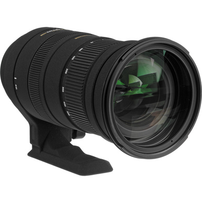 Sigma 50-500mm f/4.5-6.3 APO DG OS HSM Lens for Nikon