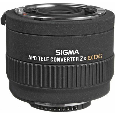 Sigma 2x EX DG APO Autofocus Teleconverter for Nikon AF