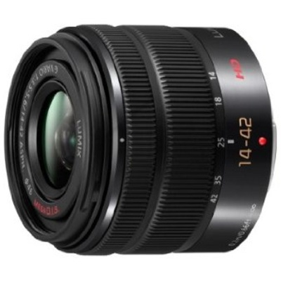 Panasonic Lumix 14-42mm F3.5-5.6 II OIS Micro Four Thirds Lens