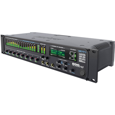 MOTU 896mk3 - FireWire/USB 2.0 Hybrid Audio Interface