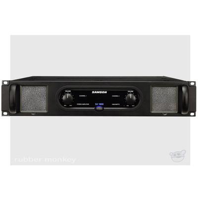 Samson SX1800 Powered Amplifier