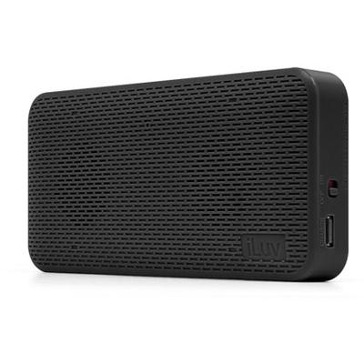 iLuv Aud Mini Bluetooth Speaker (Black)