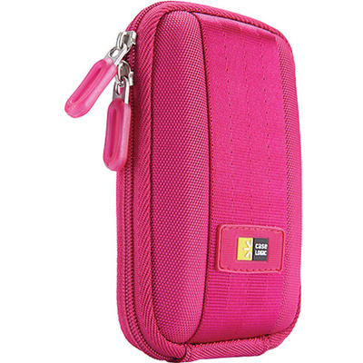 Case Logic QPB-301 Point and Shoot Camera Case (Pink)