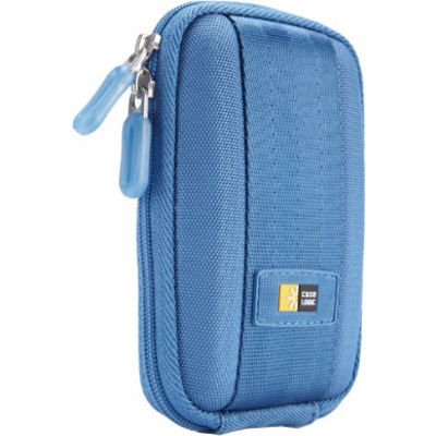 Case Logic QPB-301 Point and Shoot Camera Case (Blue)