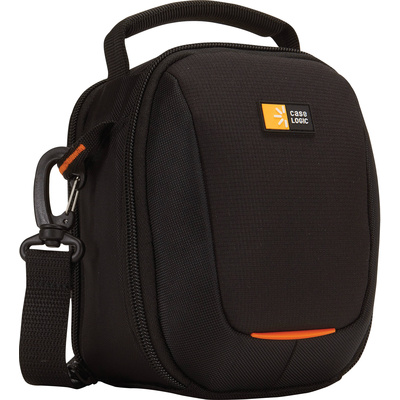 Case Logic SLMC-201 Compact System Camera Small Kit Bag (Black)