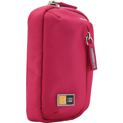 Case Logic TBC302 Ultra Compact Camera Case with Storage (Pink)