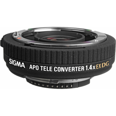 Sigma 1.4x DG EX APO Teleconverter for Sony Alpha Lenses