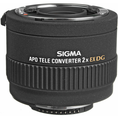 Sigma 2x EX DG APO Autofocus Teleconverter for Canon