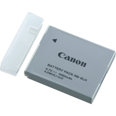 Canon NB-6LH Lithium-Ion Battery Pack (3.7V, 1,060mAh)