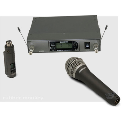 Samson AirLine Synth Handheld System