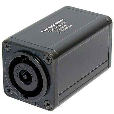 Neutrik NL8MM SpeakON Coupler