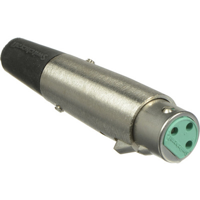 Switchcraft A3F Female 3-Pin XLR Connector