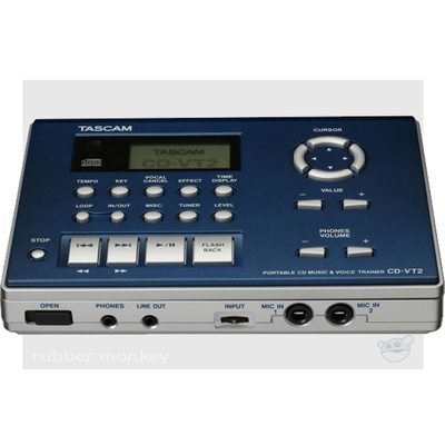 Tascam Vocal Trainer VT2