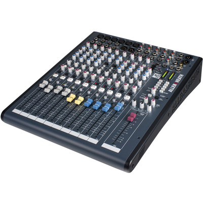 Allen & Heath XB-14 2 Radio Broadcast Mixer