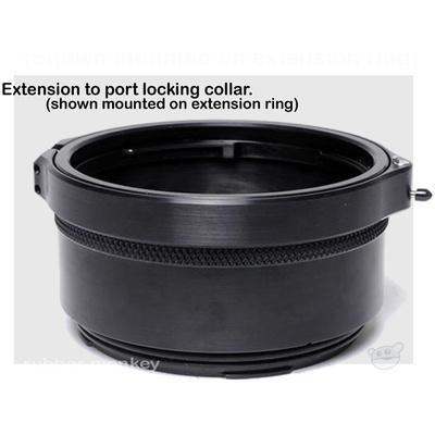 Aquatica 18469 Extension to Port Locking collar