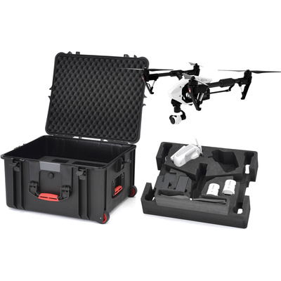 HPRC2730WINS Wheeled Hard Case with Foam for DJI Inspire 1