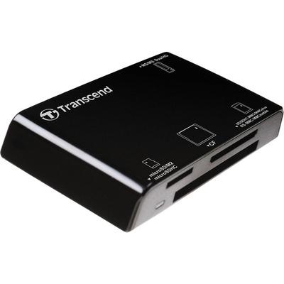 Transcend Multi-Card Read P8 (Black)
