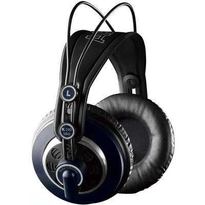 AKG K240-MKII Professional Semi-Open Studio Headphones