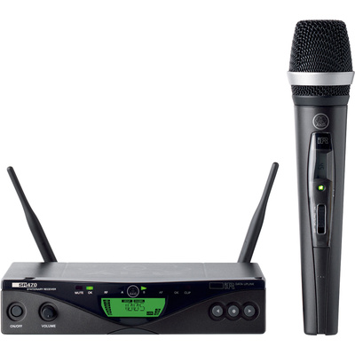 AKG WMS470-D5 Vocal Dynamic Wireless System