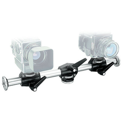 Manfrotto Cross Arm - 131DD Double End with Double Head Support