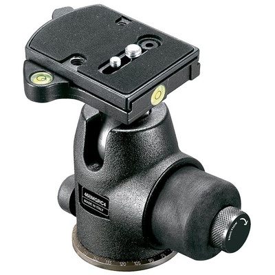 Manfrotto 468MGRC4 - Magnesium Hydrostatic Ball Head