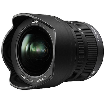 Panasonic Lumix G Vario 7-14mm Lens