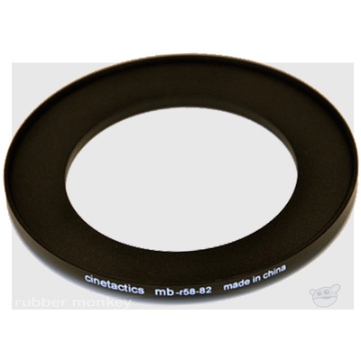 Cinetactics Step Up Ring 58-82mm