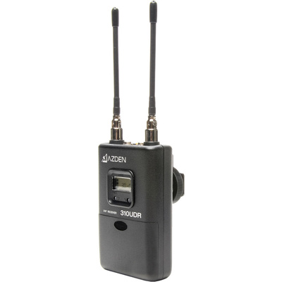Azden 310UDR UHF on-camera receiver