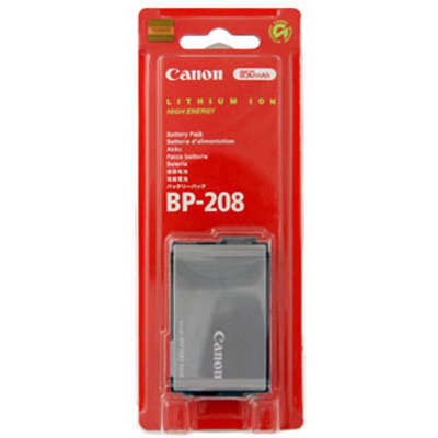 Canon BP-208 LI-ION Battery