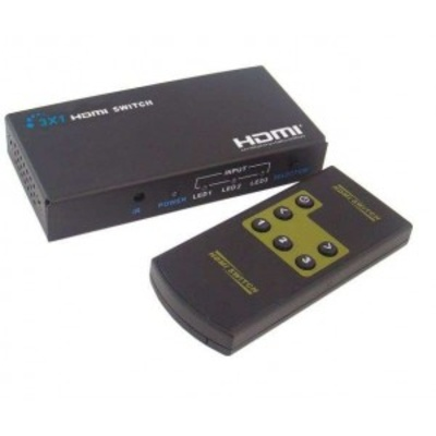 Chameleon CLKV331 - 3 x 1 HDMI Switch