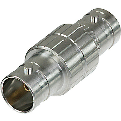 Neutrik NBB75FA BNC 75 Feed-Through Coupler Adapter