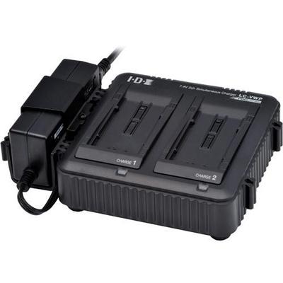 IDX Dual Charger LC-VWP