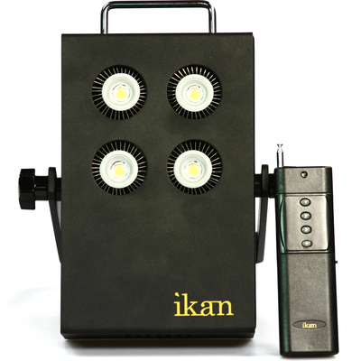 Ikan ID400-T-W Light w/ bulbs