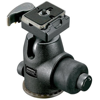 Manfrotto 468MGRC2 - Magnesium Hydrostatic Ball Head