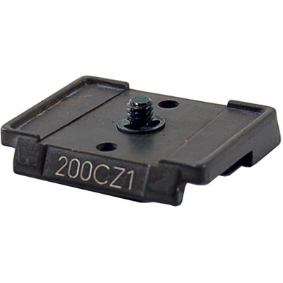 Manfrotto Plate for Zeiss Spotting Scope 200CZ1