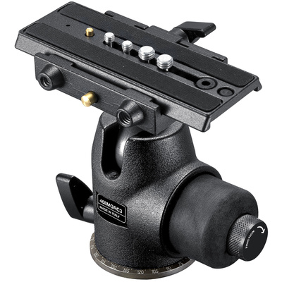 Manfrotto 468MGRC3 - Magnesium Hydrostatic Ball Head
