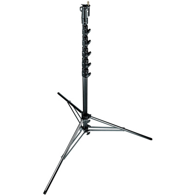 Manfrotto 269HDBU High Black Aluminium Super Stand (7.3m)