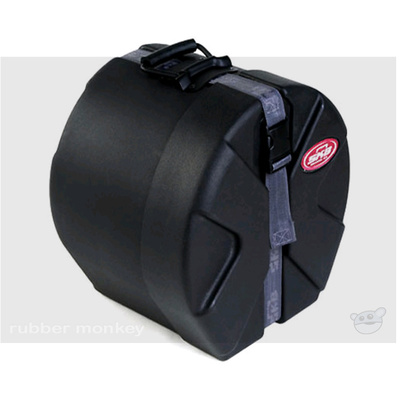 SKB-D0812 8x12 inch Tom Drum Case with Padded Interior